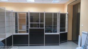 Торговая мебель для аптек. Краснодар