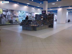Торговое оборудование Краснодар. Островки для торговых центров.