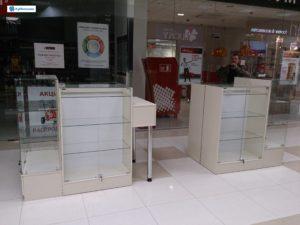 Торговое оборудование Краснодар. Островок для торгового центра.