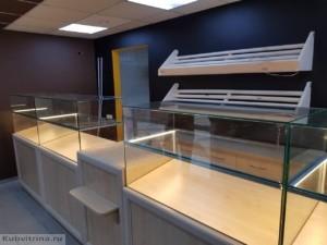 Торгово-выставочное оборудование для пекарни