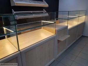 Торговое оборудование для пекарни