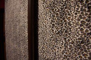 Мягкая тканевая обшивка для шкафа-купе