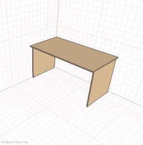 5. Офисный стол.