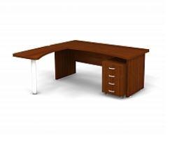 Стол в кабинет руководителя. Цена: 25 000 руб.
