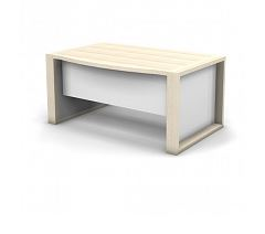 Стол в кабинет руководителя. 160х103х76. Цена: 30 500 руб.