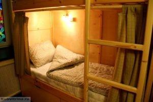 кровать для хостела