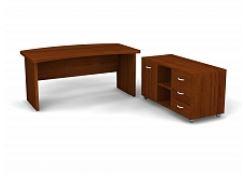 Стол в кабинет руководителя. Цена: 22 000 руб.